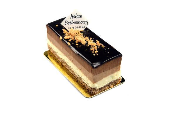 Pâtisserie 3 chocolats boulangerie Jean Moulin à Caluire
