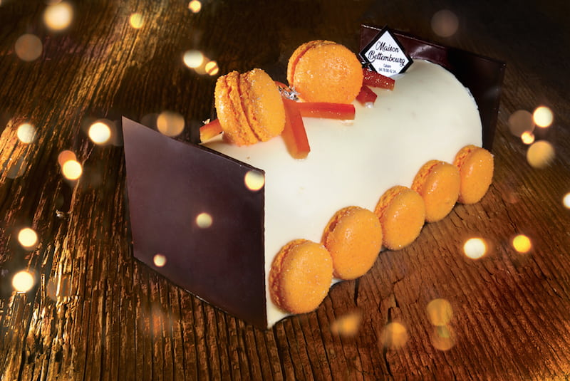 Bûche de Noël - Boulangerie Jean Moulin - Caluire et Cuire