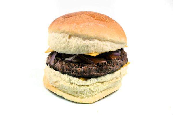 Burger boeuf boulangerie Jean Moulin à Caluire