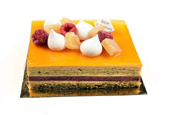 Gâteau Douceur des tropiques 4/5 personnes