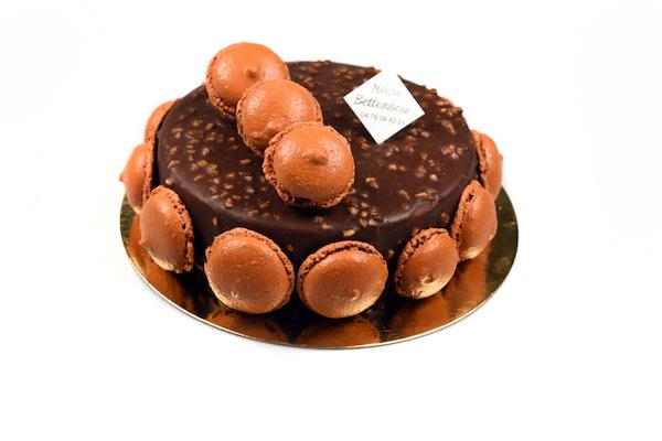 Gâteau Magnum 4/5 personnes