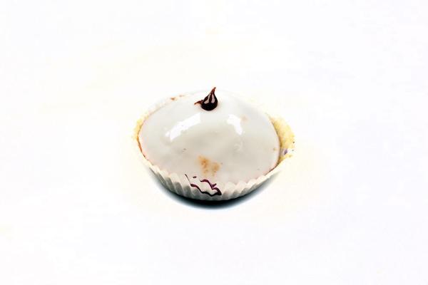 Mini barquette macaron