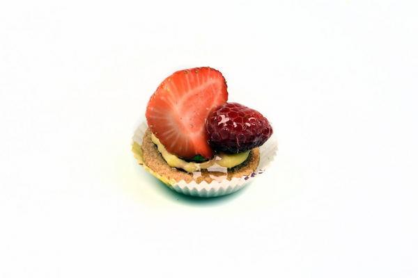 Mini tartelette fraise