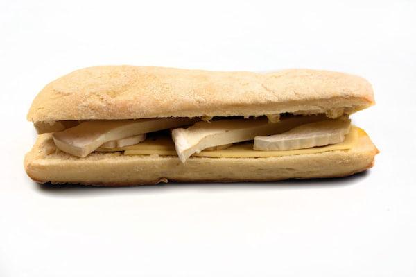 Panini trois fromages boulangerie Jean Moulin à Caluire