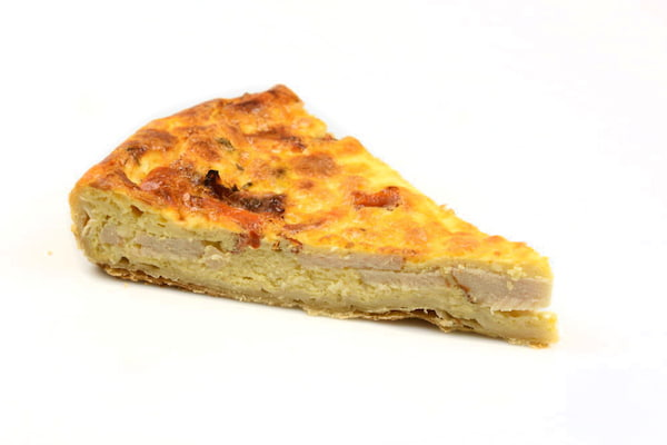 Quiche au fromage boulangerie Jean Moulin à Caluire