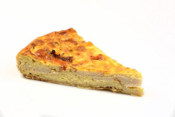 Quiche au jambon boulangerie Jean Moulin à Caluire