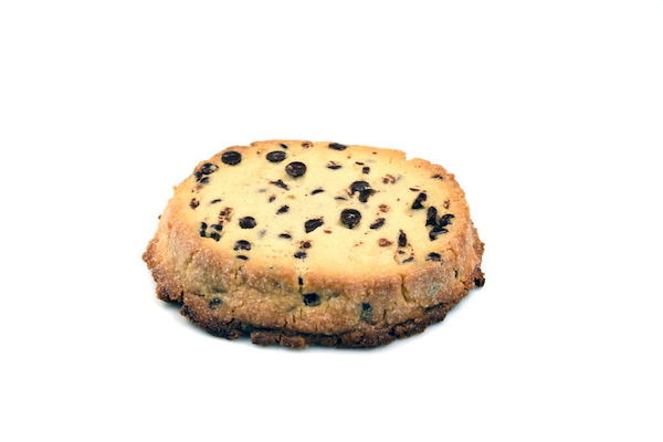 Sablé aux pépites de chocolats boulangerie Jean Moulin à Caluire