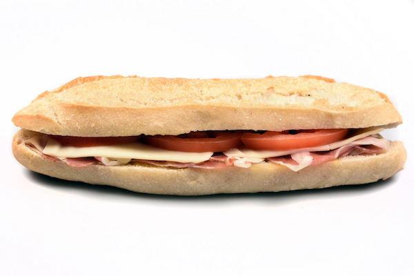 Sandwich italien boulangerie Jean Moulin à Caluire